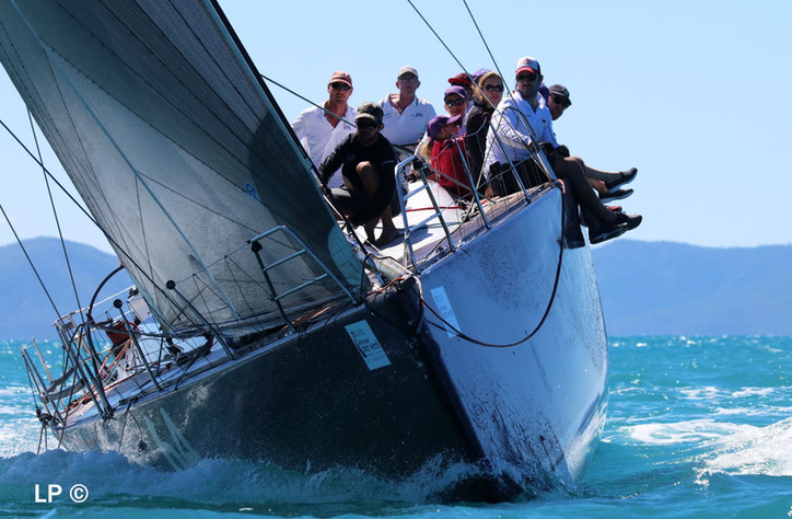 """Airlie Beach Race Week: """"Festival of Sailing in Paradise,"""" and it's only the start"""