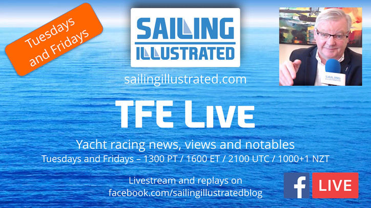 TFE LIVE: Join us Friday for our first show of 2019, with special guest Theresa Brandner (USA) as sh