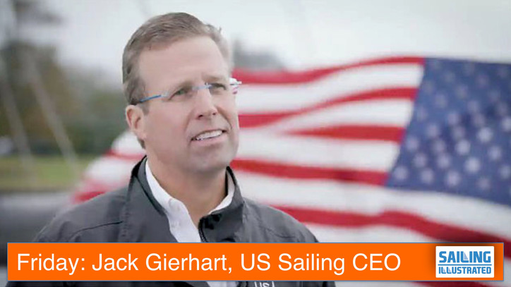 TFE LIVE: Jack Gierhart (USA) via Skype from the US Sailing HQ in Bristol, RI on the State of Sport