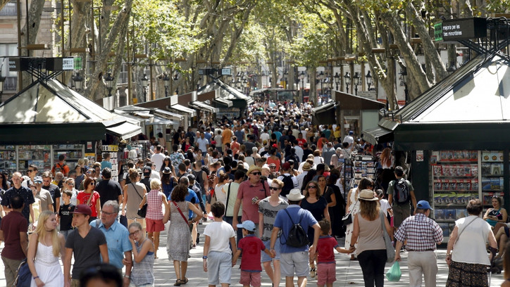 BCN: Solidarity with and heartfelt condolences to our many Spanish friends and readers