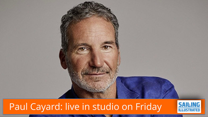 TFE LIVE: Paul Cayard (USA) live in-studio for today's (Friday) show talking the exciting new SS