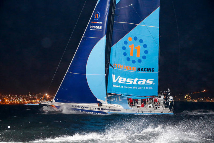 VOR: Early trend suggests three-boat race among MAPFRE, Vestas 11th Hour Racing, Dongfeng Race Team