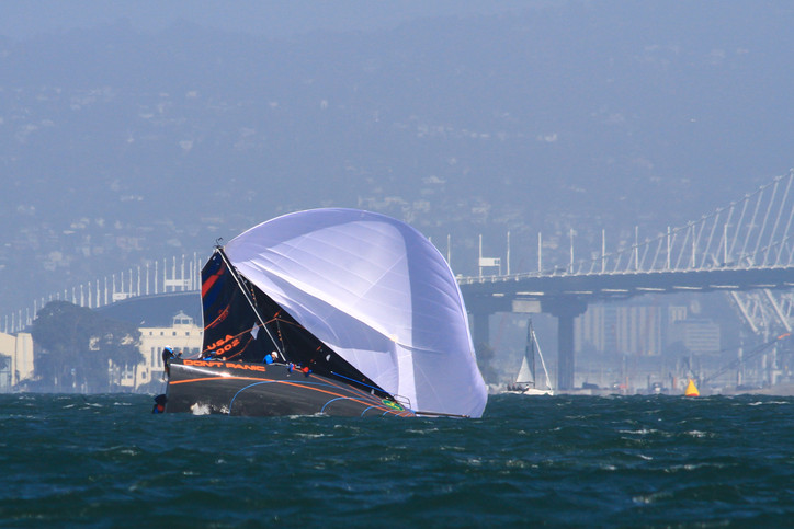 Rolex Big Boat Series: Day One eye candy by Chris Ray; Karl Kwok's BEAU GESTE leads Pac52s with