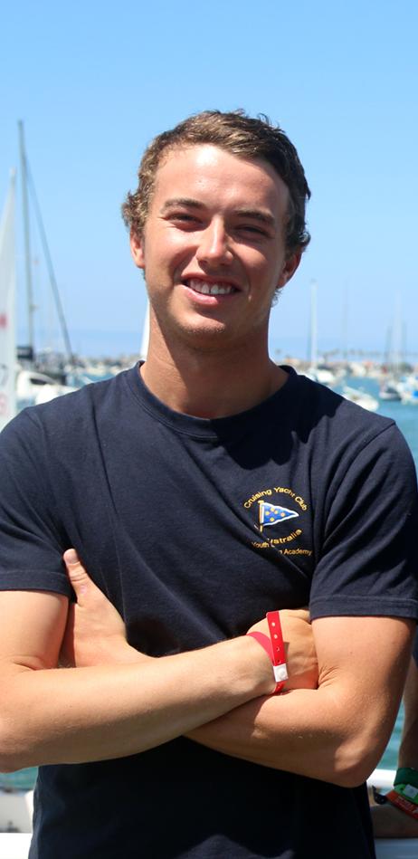 GovCup: Australia's Harry Price leads Governor's Cup regatta
