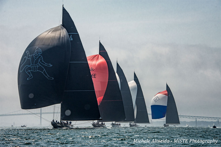 Photo of the Day: J-Class Worlds in Newport, RI