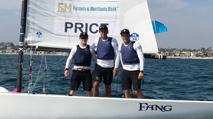 GovCup: Cruising Yacht Club's Harry Price (AUS) goes undefeated in Round Robin 1