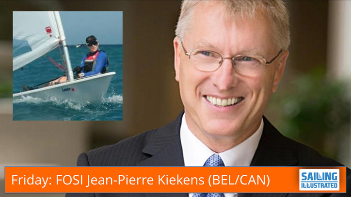 TFE LIVE: Friday's guest – Jean-Pierre Kiekens (BEL/CAN) live via Skype from Montreal, with his