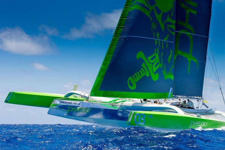 PHAEDO3: TransPacific record smashed!