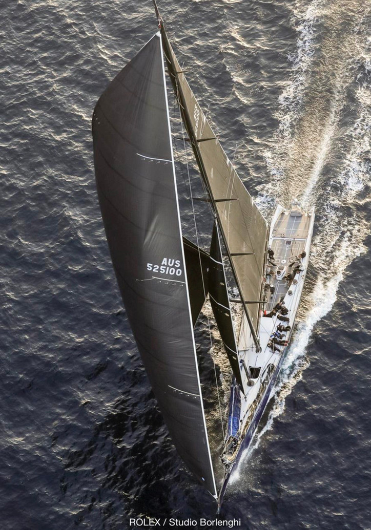 #RSHYR:  Race Committee 'based on its own evidence' protests first-to-finish WILD OATS XI fo