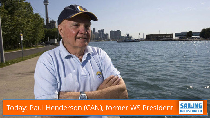 TFE LIVE: For today's 200th show we welcome back Paul Henderson (CAN), former World Sailing (the