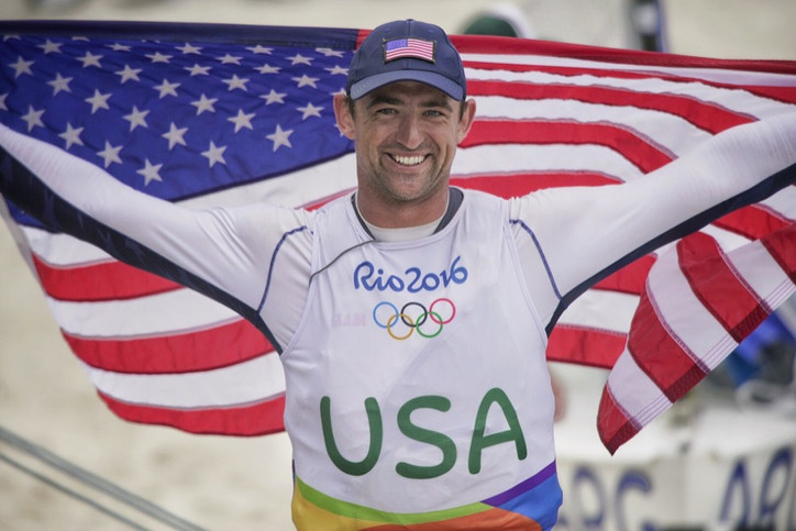 """Letter to US Sailing: """"We Olympians endorse retaining the 2020 event slate through the 2024 Oly"""
