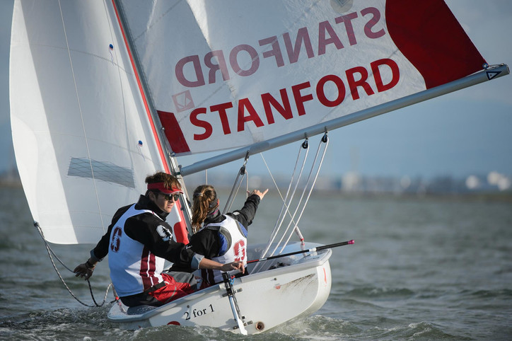 Varsity Blues: Stanford Sailing Team moves forward; Clinton Hayes named Interim Head Coach