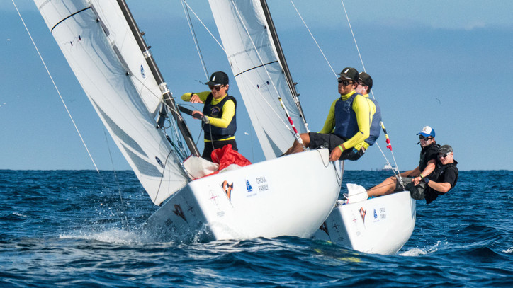 Youth Match Racing Worlds: Price (AUS) wins round robin stage, picks Hobbs (USA) for semis; Anyon (N