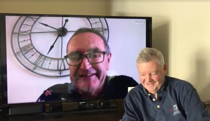 Tuesdays with TFE: Watch a replay of today's Facebook Live show with special guest Russell Green