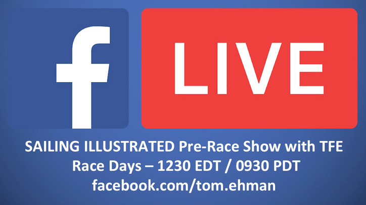 AC35: Join us for Monday's Pre-Race Show with TFE on Facebook Live; for the first time we will s