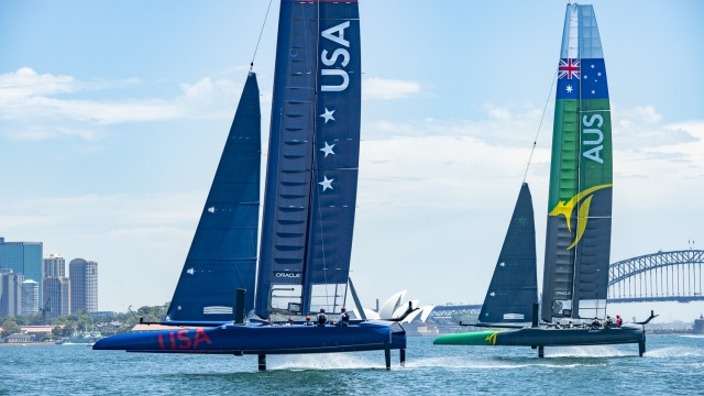 SailGP: Tom Slingsby's Australian team tipped by many to win inaugural regatta on Sydney Harbor;