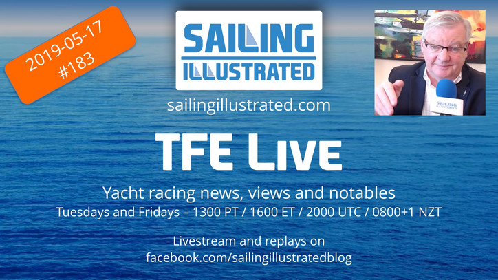 TFE LIVE: There is much important news today, not sure where to begin; please join us at 1300 Pacifi
