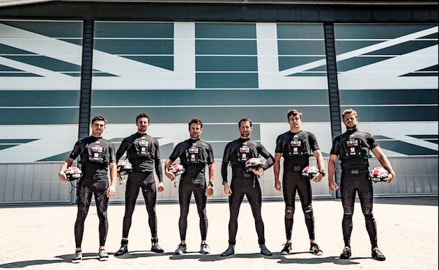 AC36: Sir Ben Ainslie enters INEOS Team UK in the GC32 Racing Tour to focus on foiling; adds Joey Ne
