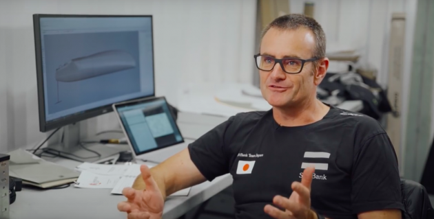 AC36: Land Rover BAR's Ben Ainslie (GBR) hires foiling guru Nick Holroyd (NZL) as chief designer