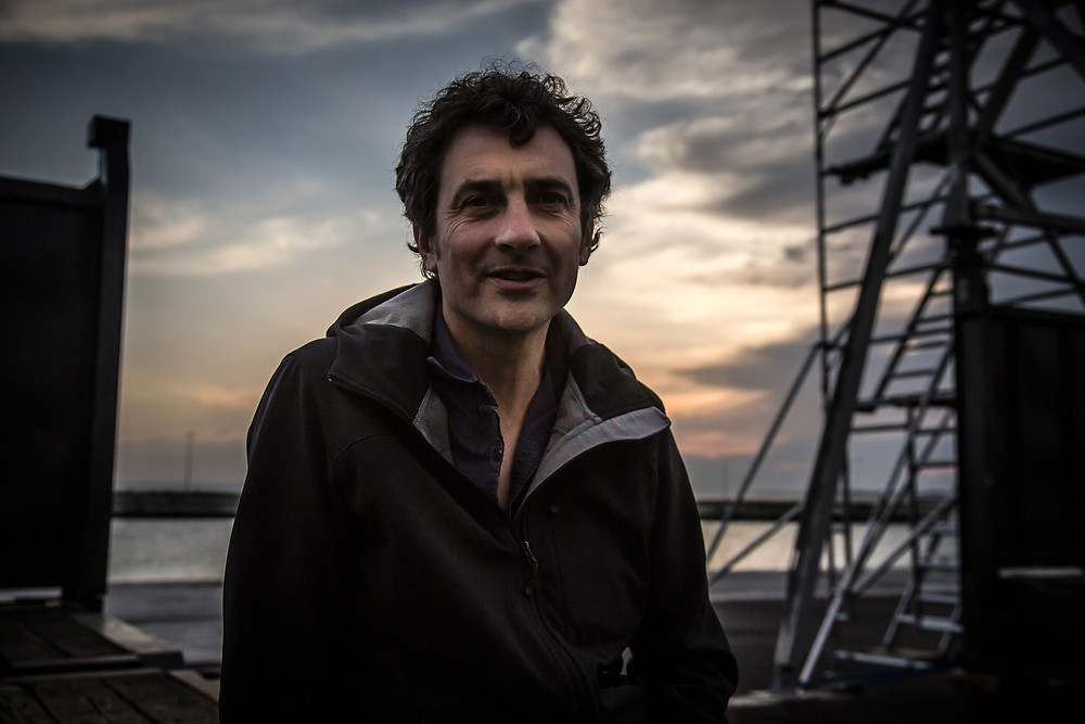 Guillaume Verdier. Photo by Amalia Infante