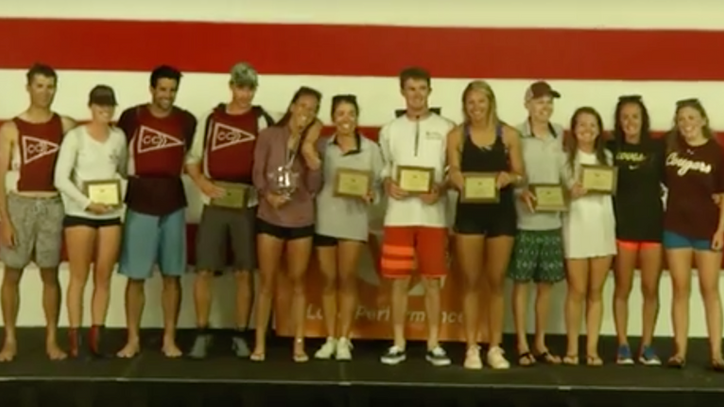 ICSA: College of Charleston wins the LaserPerformance Team Racing Nationals