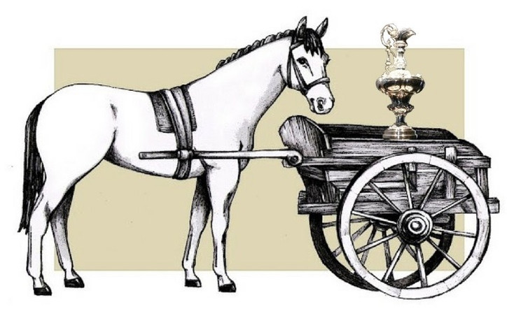 Kimball Livingston: The cart and the horsepower