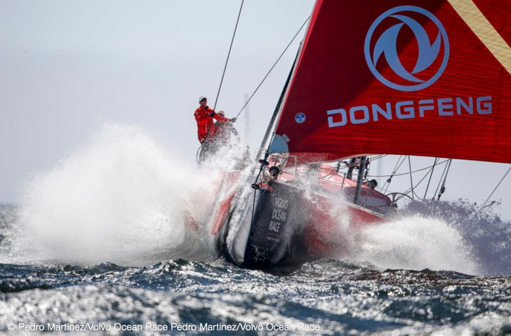 VOR: Dongfeng wins Cape Town in-port race before fleet starts harsh Southern Ocean Leg 3 to Melbourn