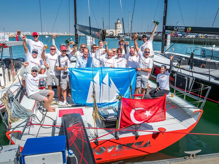 52 Super Series: Congrats to Erwin Imre's (TUR) PROVEZZA Sailing Team and new helm John Cutler (