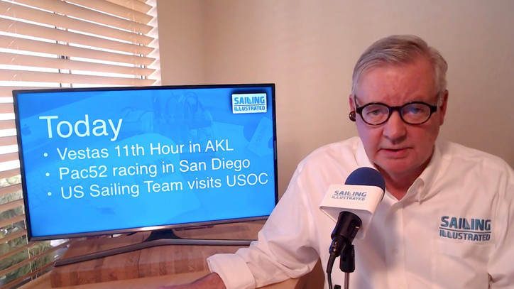 Tuesdays with TFE: Watch a replay of today's live webcast – Vestas update, Pac52 racing, why the