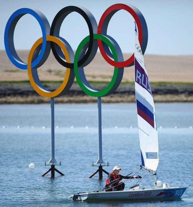 2024 Olympics: Show up with a boat that measures – Fritz Mueller