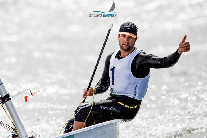 "Barnard (USA, Newport Beach) wins Laser Class at the ""Sofia"" in Palma; Reineke (USA, Fort"