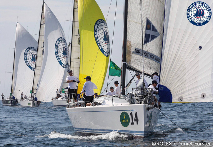 Rolex NYYC Invitational Cup: Southern YC and Royal Sydney YS continue on top after Day 3; Facebook l