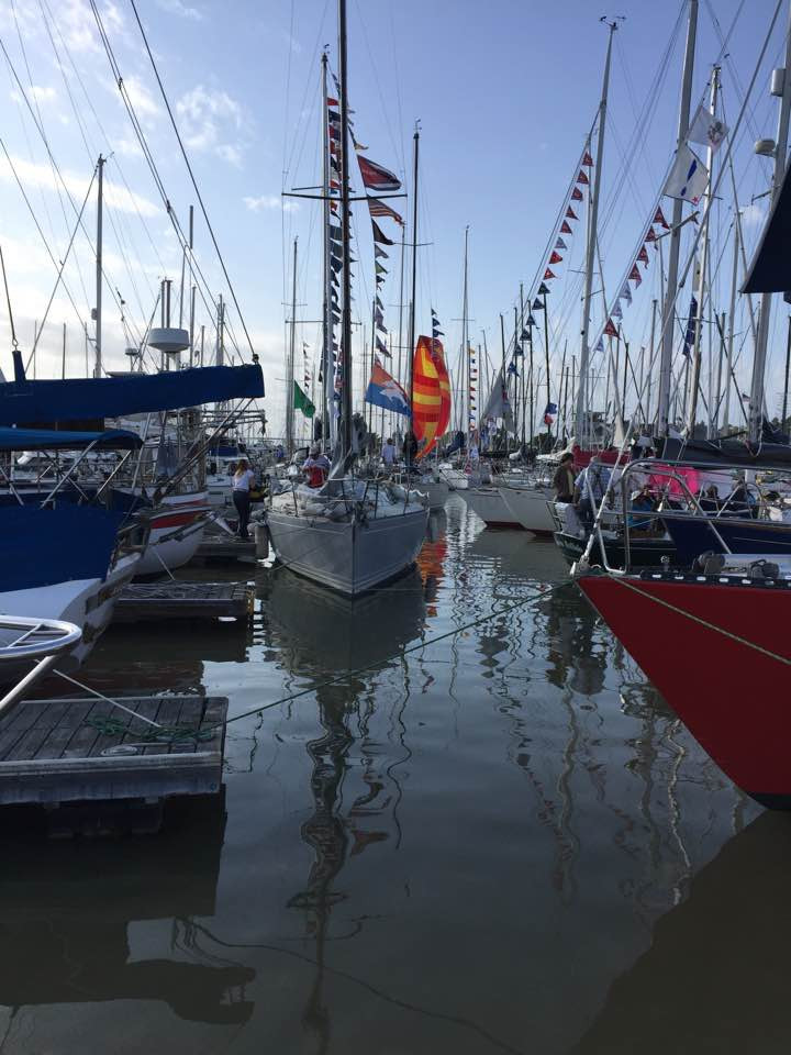 Great Vallejo Race: Grassroots yacht racing at its best
