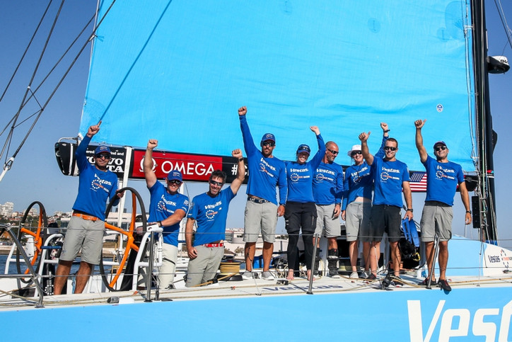 VOR: Vestas 11th Hour Racing (USA) off to good start with solid Leg 1 win over favored MAPFRE (ESP)