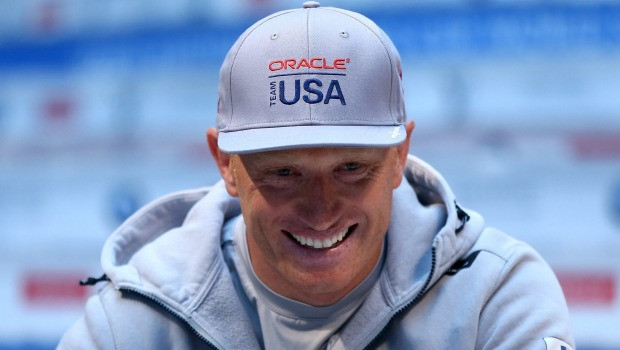 Oracle Team USA skipper Jimmy Spithill says his syndicate has called in the military. Photo by Getty Images