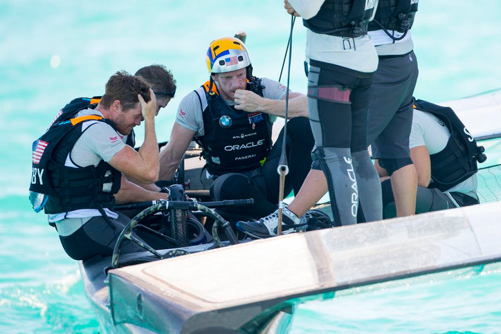 AC35: Why the Kiwis won – Oracle had the 'wrong tool for the job'; Ferg says 'the sailor
