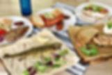 Hostinec U Břehu grilované speciality