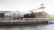AWP progetta una banchina ciclabile a Malmo