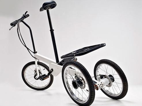 Vienna Bike: un triciclo per adulti!