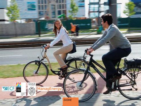 Bruxelles a Venezia per la mobilità ciclabile: Supporting cycling for liveable cities