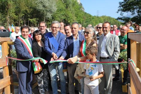 Dal Chievo all'Austria in bicicletta: ora è realtà