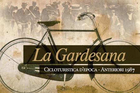 Bici storiche a Malcesine: è tempo della Gardesana!