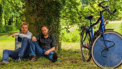 Dutch Solar Cycle: una bicicletta fotovoltaica