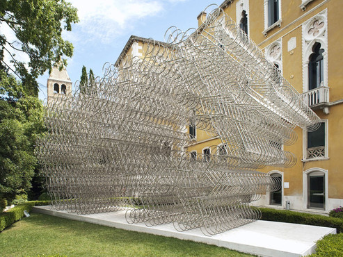 Forever Bicycle: Ai Weiwei a Venezia