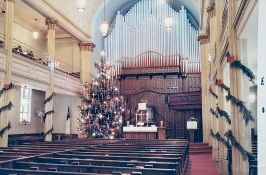 St. John's Christmas 1968