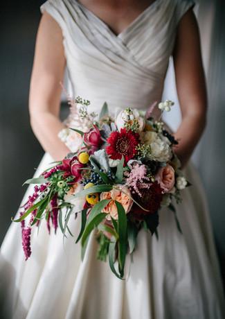 Fall Wedding Bouqet
