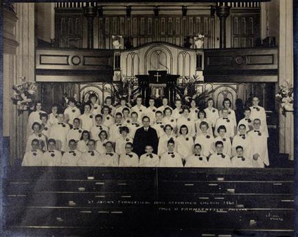St. John's United Church of Christ Sanctuary Choir