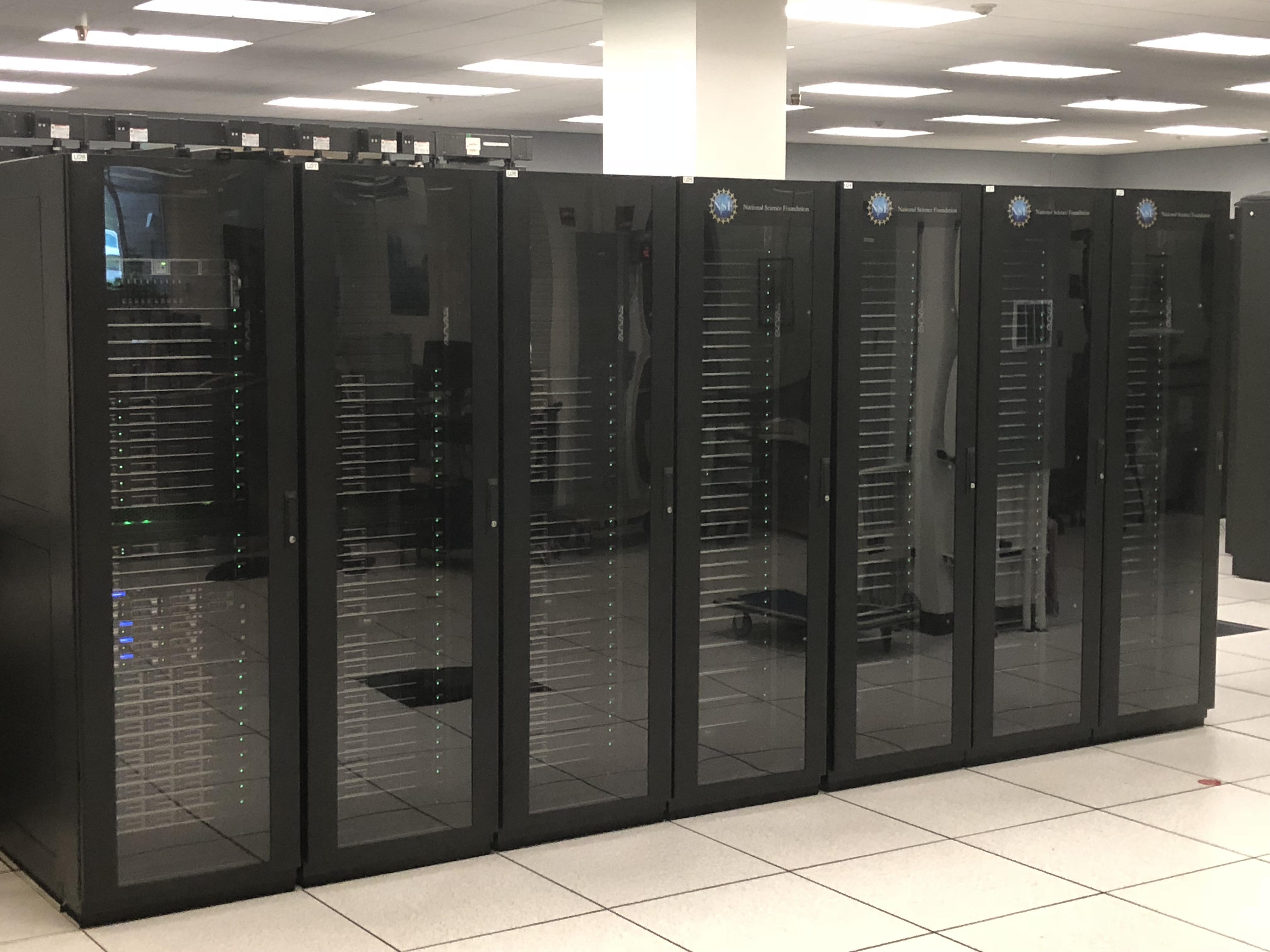 CCR-servers