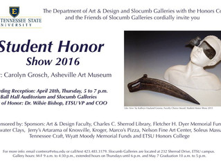 Student Honor Show 2016