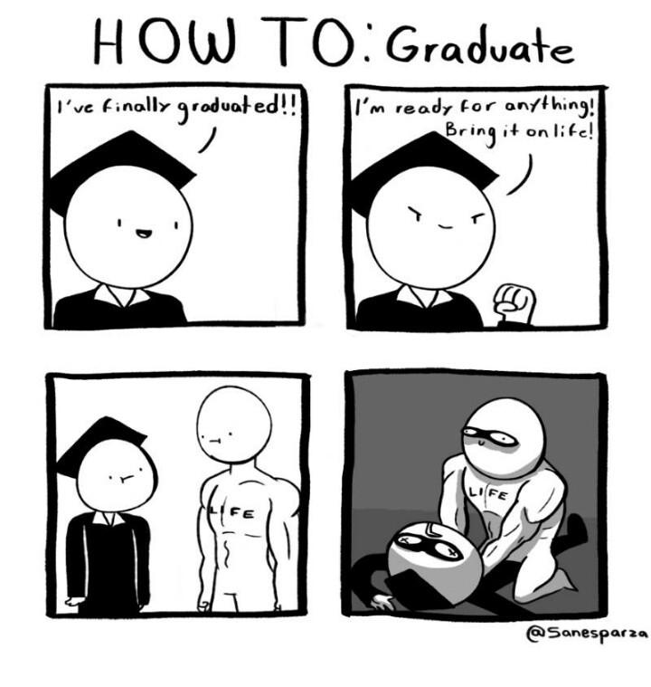 """HOW TO"" web comic by Sanesparza on WEBTOON"